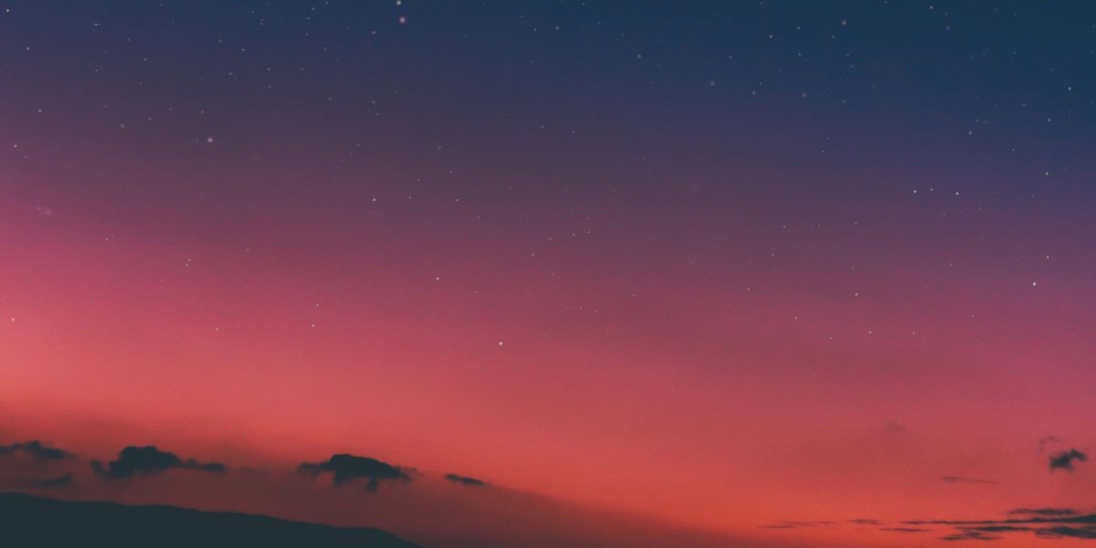 Midnight Sky is a beautiful moment