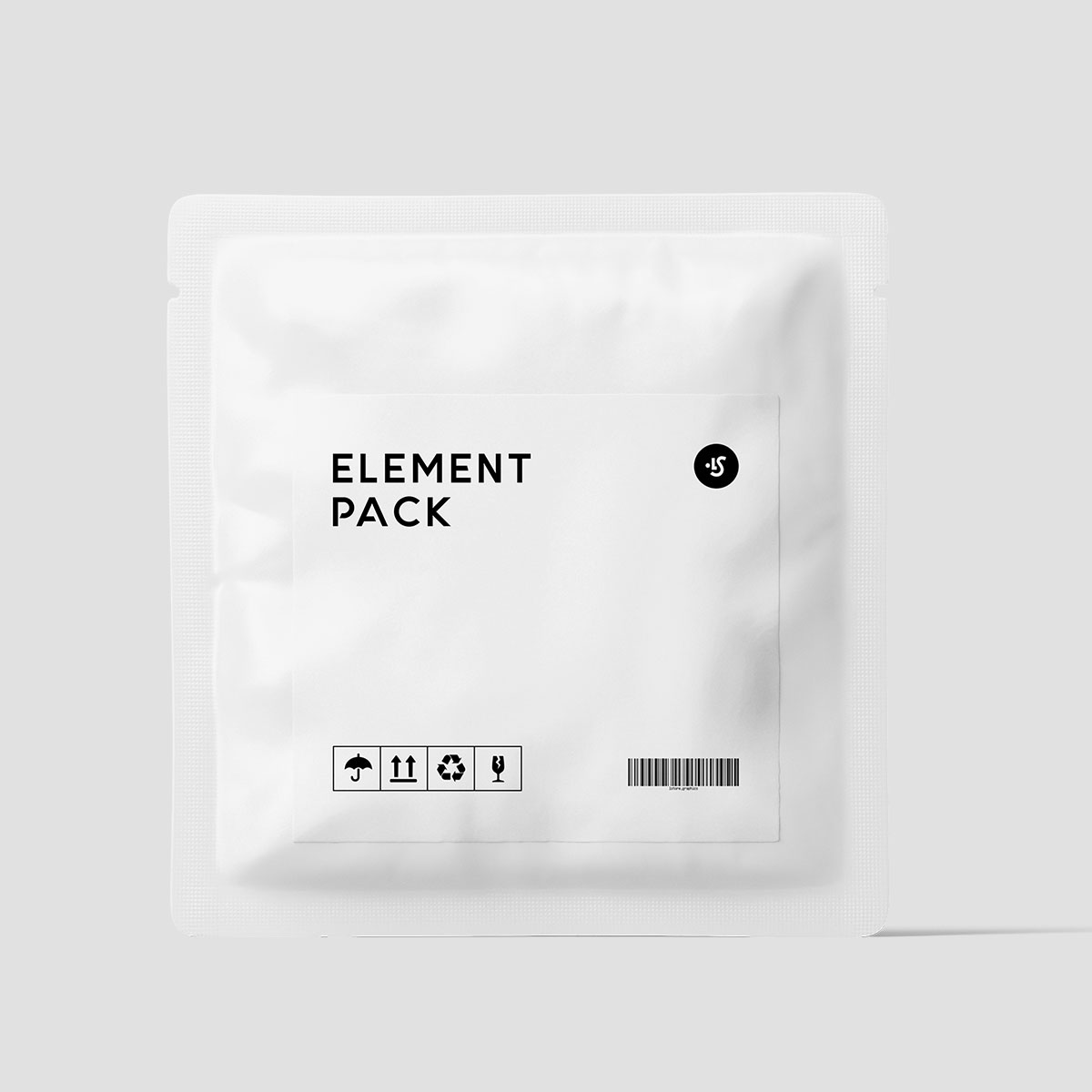 Rubber White Pack